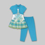 Tempted Apparel Girl's Tunic & Leggings - Hearts at Sears.com