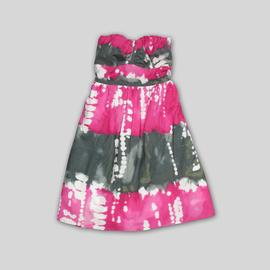 Dream Out Loud by Selena Gomez Junior's Strapless Dress - Tie-Dye at Kmart.com