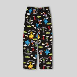 Sesame Street Men's Pajama Pants - Just Hangin' at Kmart.com