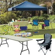 Shade Tech 12x12 Canopy with Folding Table & Chair Bundle at Sears.com