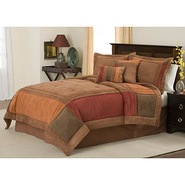 Peninsula Suites Redwood Comforter Set with 4 Bonus Pieces at Kmart.com