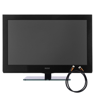 "RCA 32"" LCD Refurb and HDMI Cable Bundle at Sears.com"