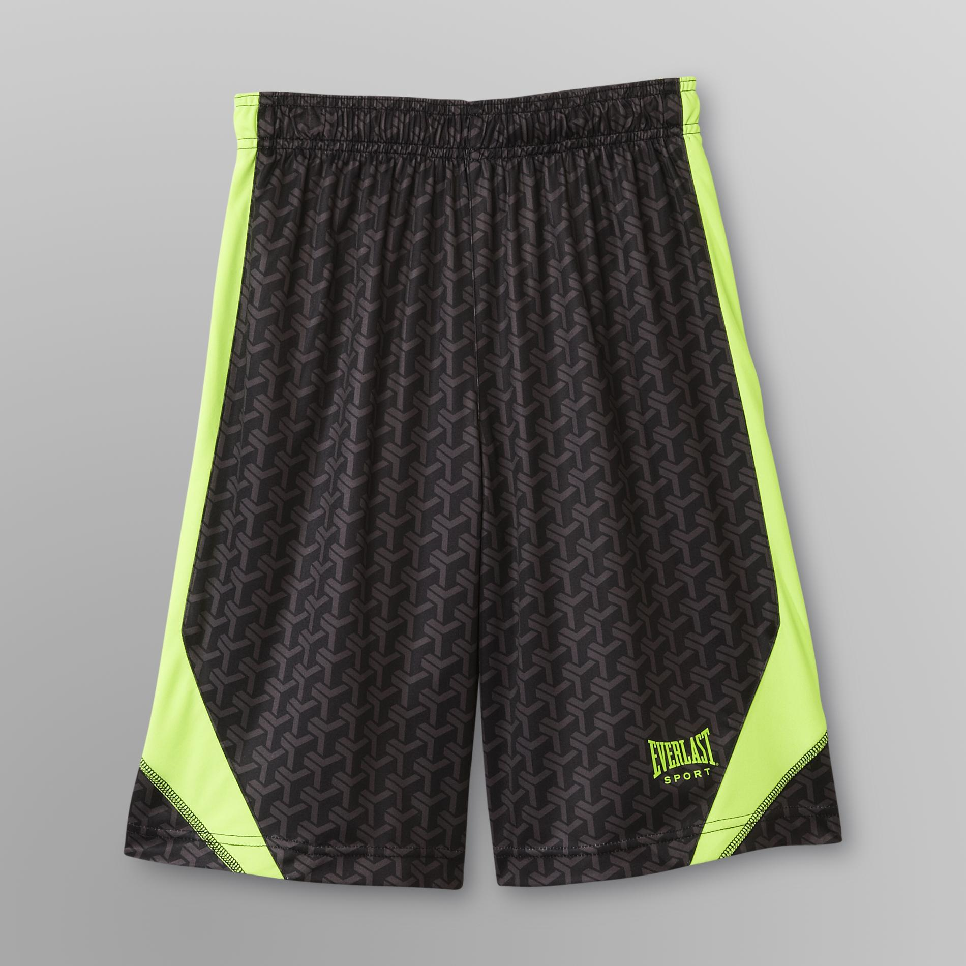 Everlast® Sport Boy's Athletic Shorts - Neon at Kmart.com