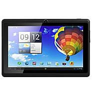 KOCASO Android 4.0 Tablet PC By Kocaso, Black 7inch-Touch Capacitive Screen,512MB Memory at Sears.com