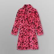 Joe Boxer Girl's Belted Robe - Hearts at Kmart.com