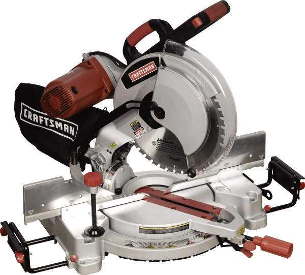 12 INCH DUAL BEVEL COMPOUND MITER SAW