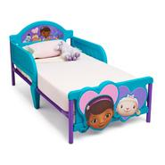 Delta Childrens Doc McStuffins 3D Toddler Bed at Kmart.com