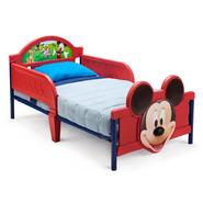Delta Childrens Mickey Mouse 3D Toddler Bed at Kmart.com