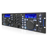 Technical Pro Professional Double USB/ SD Player & Mixer Color: Black at Kmart.com