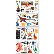 Sticky Pix Removable & Repositionable Ultimate Wall Sticker Appliques - Rock Star at Kmart.com