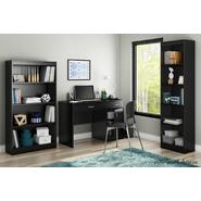 South Shore Axess Work Desk in Black finish at Kmart.com