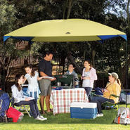 9'x9' Dining Canopy with Cooler, Chair & Table Bundle at Kmart.com