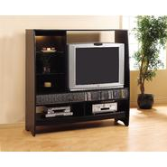 Monarch Specialties BLACK ENTERTAINMENT CENTER / 36 at Kmart.com