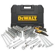 DeWalt 118 Piece Mechanics Tool Set, 1/4-Inch & 3/8-Inch Drive at Sears.com