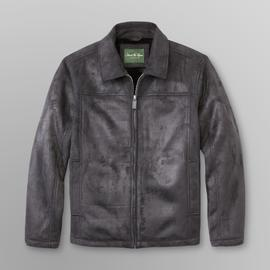 David Taylor Collection Men's Big and Tall Faux Shearling Jacket at Kmart.com