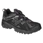 New Balance Men's 411 Trail Running Athletic Shoe - Black/Grey at Sears.com