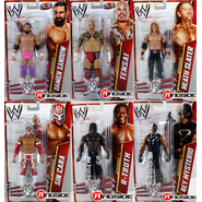 WWE Series 28  - Complete Set of 6 Toy Wrestling Action Figures at Kmart.com