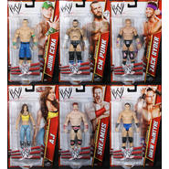 WWE Series 24  - Complete Set of 6 Toy Wrestling Action Figures at Kmart.com