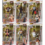 WWE Elite 19  - Complete Set of 6 Toy Wrestling Action Figures at Kmart.com