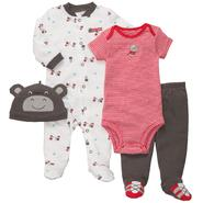 Carter's Infant Boy's Layette Set - Hippo at Sears.com