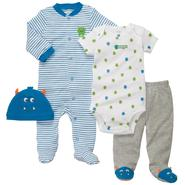 Carter's Infant Boy's Layette Set - Monster at Sears.com