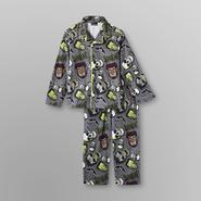 Joe Boxer Boy's Flannel Pajamas - Monsters at Kmart.com