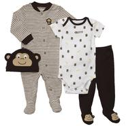 Carter's Infant Boy's Layette Set - Monkey at Sears.com