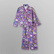 Joe Boxer Girl's Flannel Pajamas - Superhero Monkey at Kmart.com
