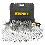 DeWalt 204 Piece Mechanics Tool Set; 1/4, 3/8, & 1/2-inch Drive at Sears.com