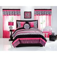 Seventeen Gigi Comforter With 2 Shams at Sears.com