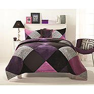 Seventeen Leopard Dreams Comforter With 2 Shams at Sears.com