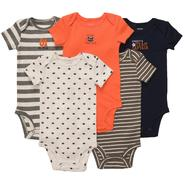 Carter's Infant Boy's 5Pk Bodysuits - Sports at Sears.com