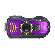 Pentax WG-3 Digital Camera with GPS Kit, Purple at Kmart.com