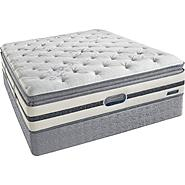 Beautyrest Recharge Catskills II Plush Pillowtop Twin XL Mattress Set at Sears.com