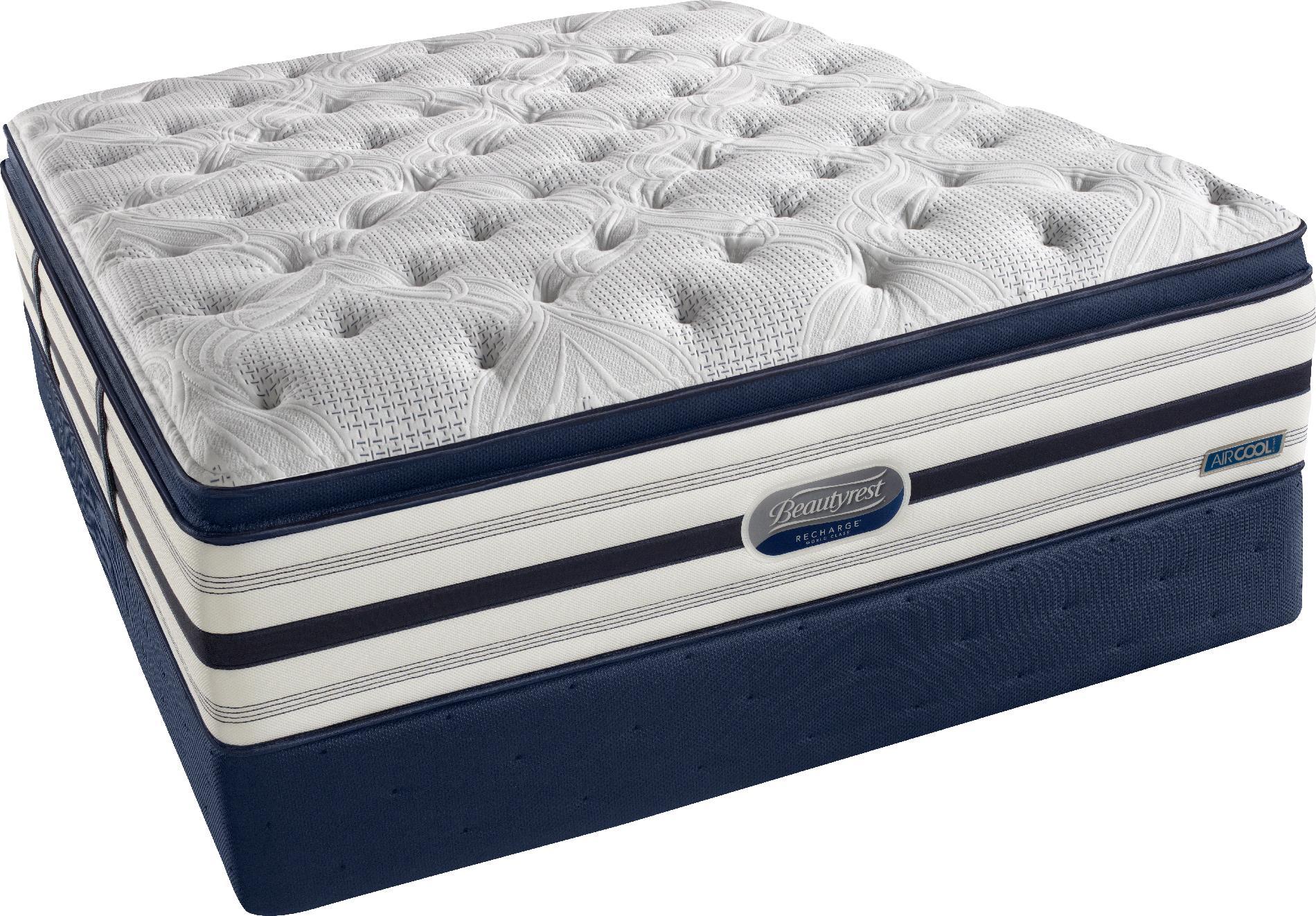 Beautyrest World Class Bford Ii Firm Pillowtop Twin Xl Mattress Only