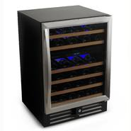 Wine Enthusiast N'FINITY PRO 46 Dual Zone Wine Cellar (SS Right Hinge) at Sears.com