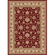 Tayse Rugs Elegance 5140 Red 7 ft. 6 in. x 9 ft. 10 in. Traditional Area Rug at Sears.com