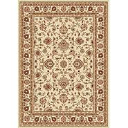 Tayse Rugs Elegance 5142 Beige 7 ft. 6 in. x 9 ft. 10 in. Traditional Area Rug at Sears.com