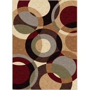 Tayse Rugs Festival 8740 Multi 7 ft. 10 in. x 10 ft. 3 in. Contemporary Area Rug at Sears.com