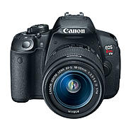 Canon EOS Rebel T5i 18-Megapixel Digial Camera 18-55mm IS STM Kit at Kmart.com