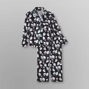 Joe Boxer Girl's Flannel Pajamas - Ghosts at Kmart.com