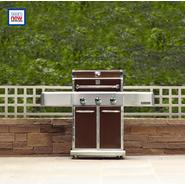 Kenmore Elite 3 Burner Dual Fuel Espresso Gas Grill at Kmart.com