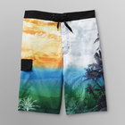 Men's Swim Shorts - Tropical Paradise