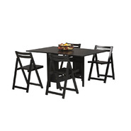 Space Saver 5 Piece Set, Black at Kmart.com
