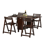 Space Saver 5 Piece Set, Wenge at Kmart.com