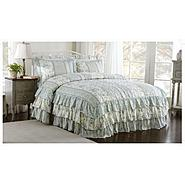 Cannon Melissa Floral Quilted Comforter Set at Sears.com