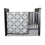 Trend Lab Medallions 3-Piece Crib Bedding Set at Kmart.com