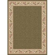 Tayse Rugs Sensation 4745 Green 5 ft. 3 in. x 7 ft. 3 in. Traditional Area Rug at Sears.com