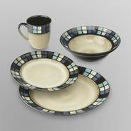Jaclyn Smith 16-Piece Dinnerware Set - Granville at Kmart.com