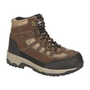 DieHard Men's 6 inch Steel Toe Wide Width Work Boot Mars - Brown at Sears.com